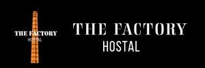 LOGO DE FACTORY hostal